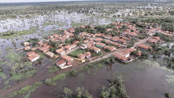 IBGE revela que 88% dos municípios do Piauí não têm prevenção de desastres