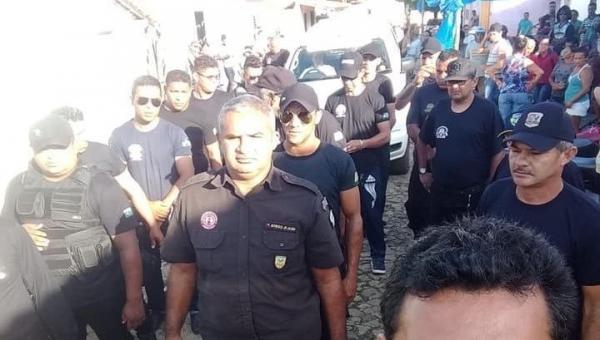 Prefeito é EXPULSO de velório em município do Piauí
