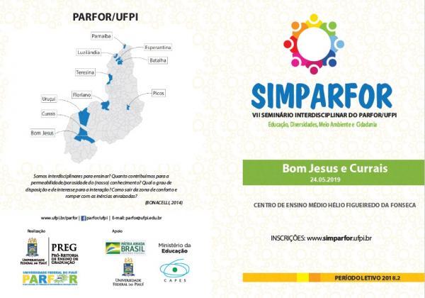 Seminário do PARFOR será realizado em Currais; participe!
