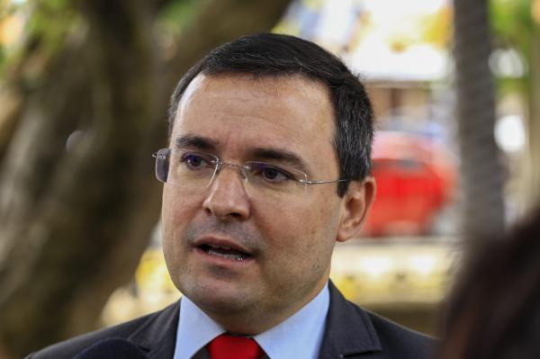 Deputado Fábio Novo. Foto: GP1