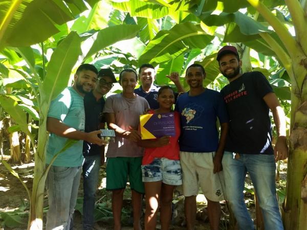 Bom Jesus: Projeto com a banana Pacovan aumenta renda de produtores