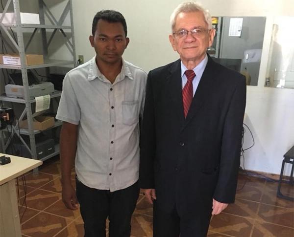Presidente do TRE-PI faz visitas a cartórios eleitorais da região