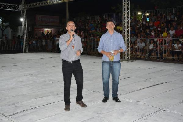 Integrantes do Conselho. Fotos: Dário Folha
