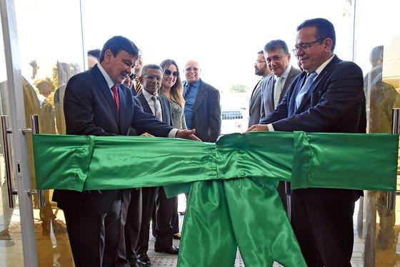 TJ-PI inaugura novo Fórum de Bom Jesus; investimento de R$ 3,6 milhões