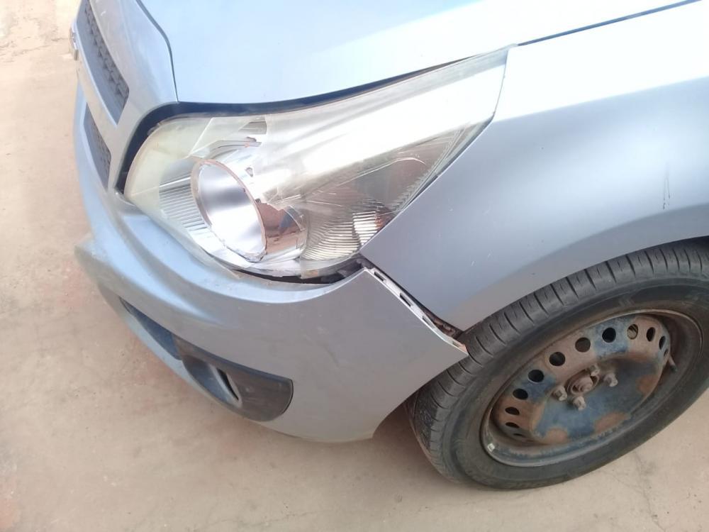Vereador de São Gonçalo se envolve em acidente