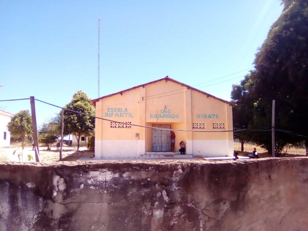 Vândalos furtam bomba d'água da Casa Paroquial de Gilbués