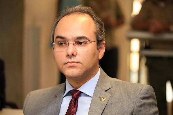 Deputado estadual Firmino Paulo (PP).