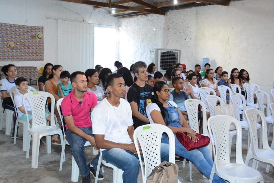 Projeto 'Inclusão Digital e Cidadania' forma primeira turma em Bom Jesus