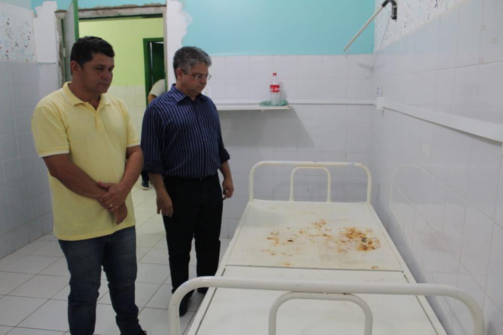 Netinho Guedes e Gustavo Neiva.
