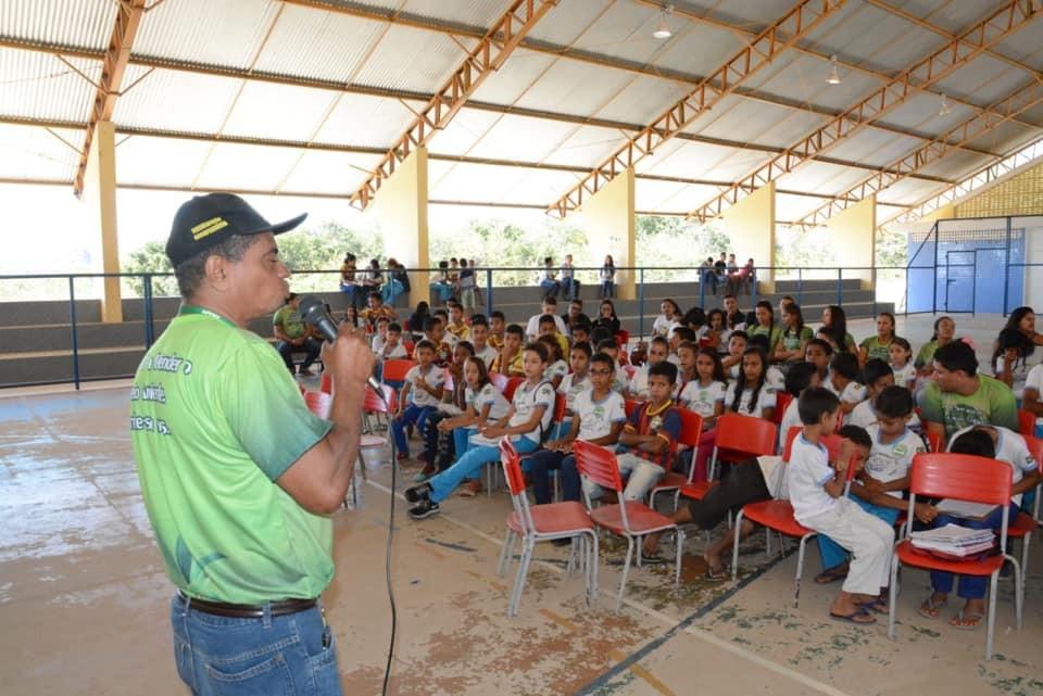 Prefeitura de Bom Jesus promove IV Semana da Educação Ambiental