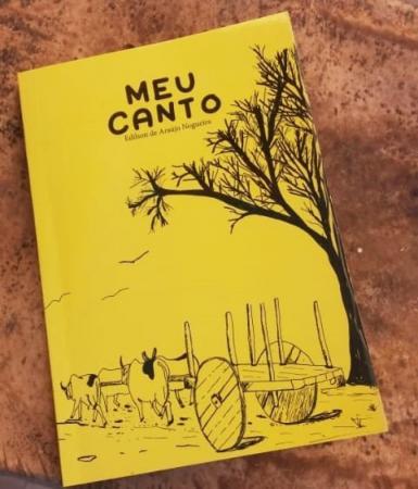 Escritor de Corrente Edilson de Araújo lança mais um livro nessa sexta