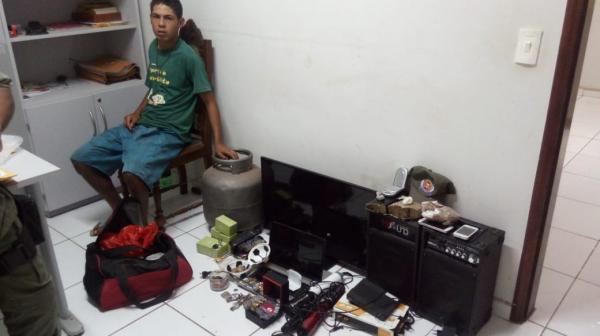PM APOSENTADO e seu comparsa são presos por tráfico de drogas em Monte Alegre