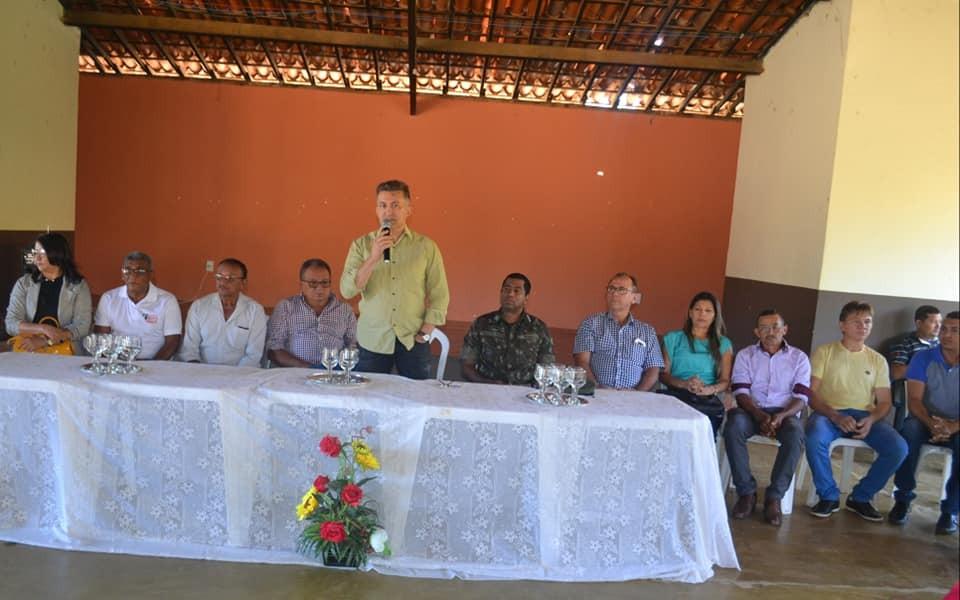 Grave crise hídrica é tema de reunião na cidade de Curimatá