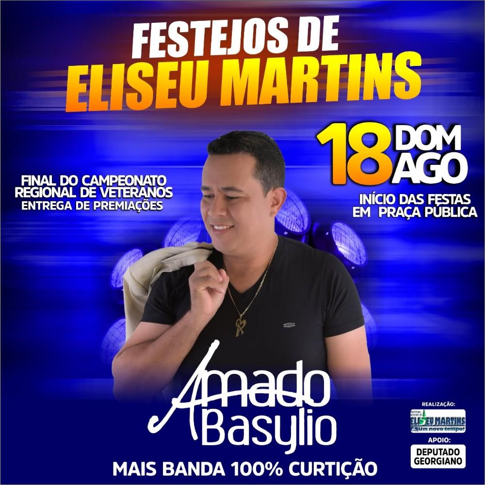 Festejos de Eliseu Martins tem Márcia Felipe e Toca do Valle