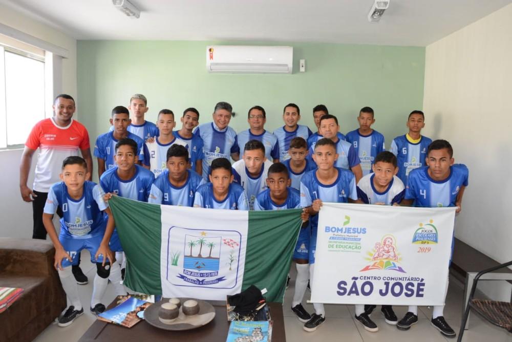 Escola São José representa Bom Jesus nos Jogos Escolares do PI