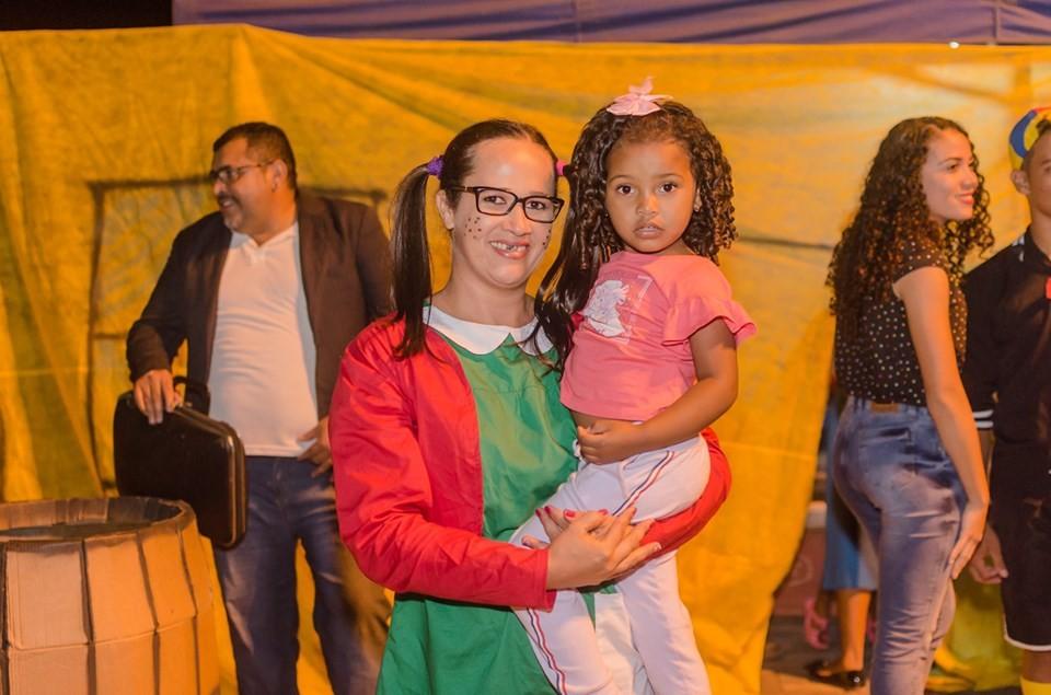 Apresentações culturais abrilhantam Festejos de Santa Filomena