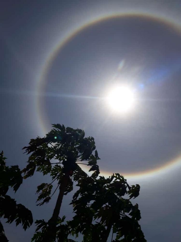 Fenômeno no céu chama atenção de moradores de Uruçuí e Região