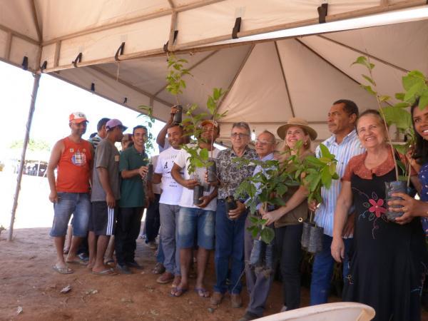Superintendente de Recursos Hídricos do Piauí esteve prestigiando a 7° ExpoGil