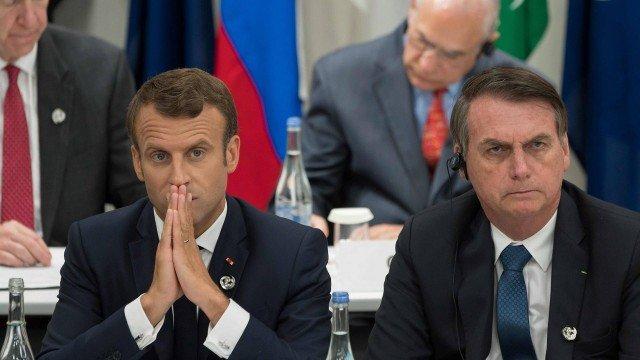 Amazônia: Europa ameaça retaliar Brasil por conta de comentários do Presidente