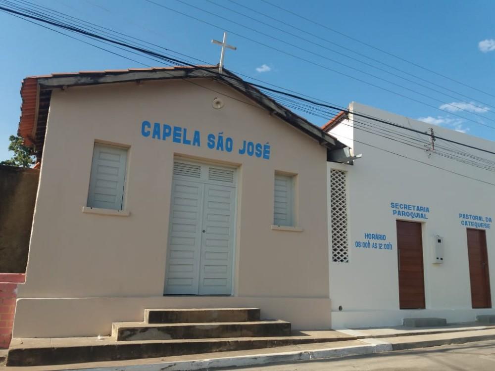 Ladrões roubam duas igrejas em Colônia do Gurgueia