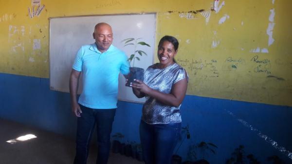 Semar e Ibama realizam palestra em escola de Júlio Borges