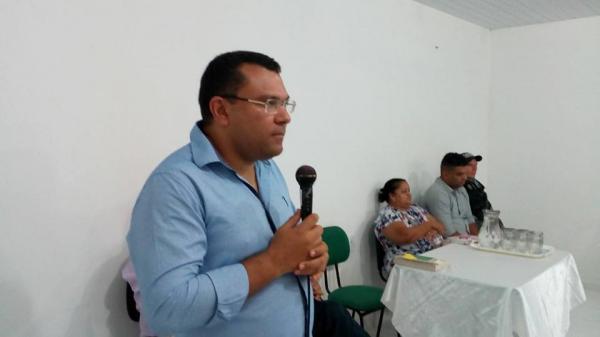 Prefeitura de Redenção trata de Segurança Pública em Audiência