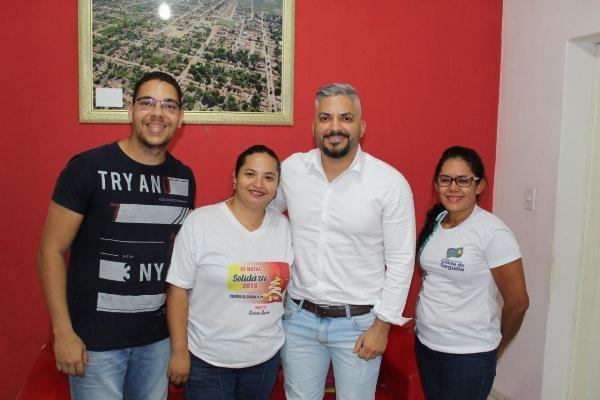 Colônia do Gurgueia ganha mais um profissional do 'Mais Médicos'