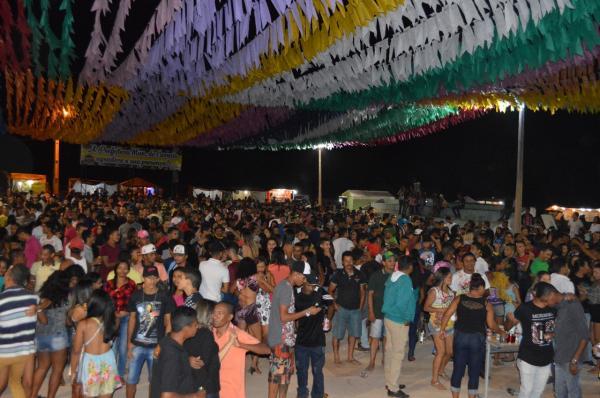 Currais mais uma vez é palco de grandiosa festa junina