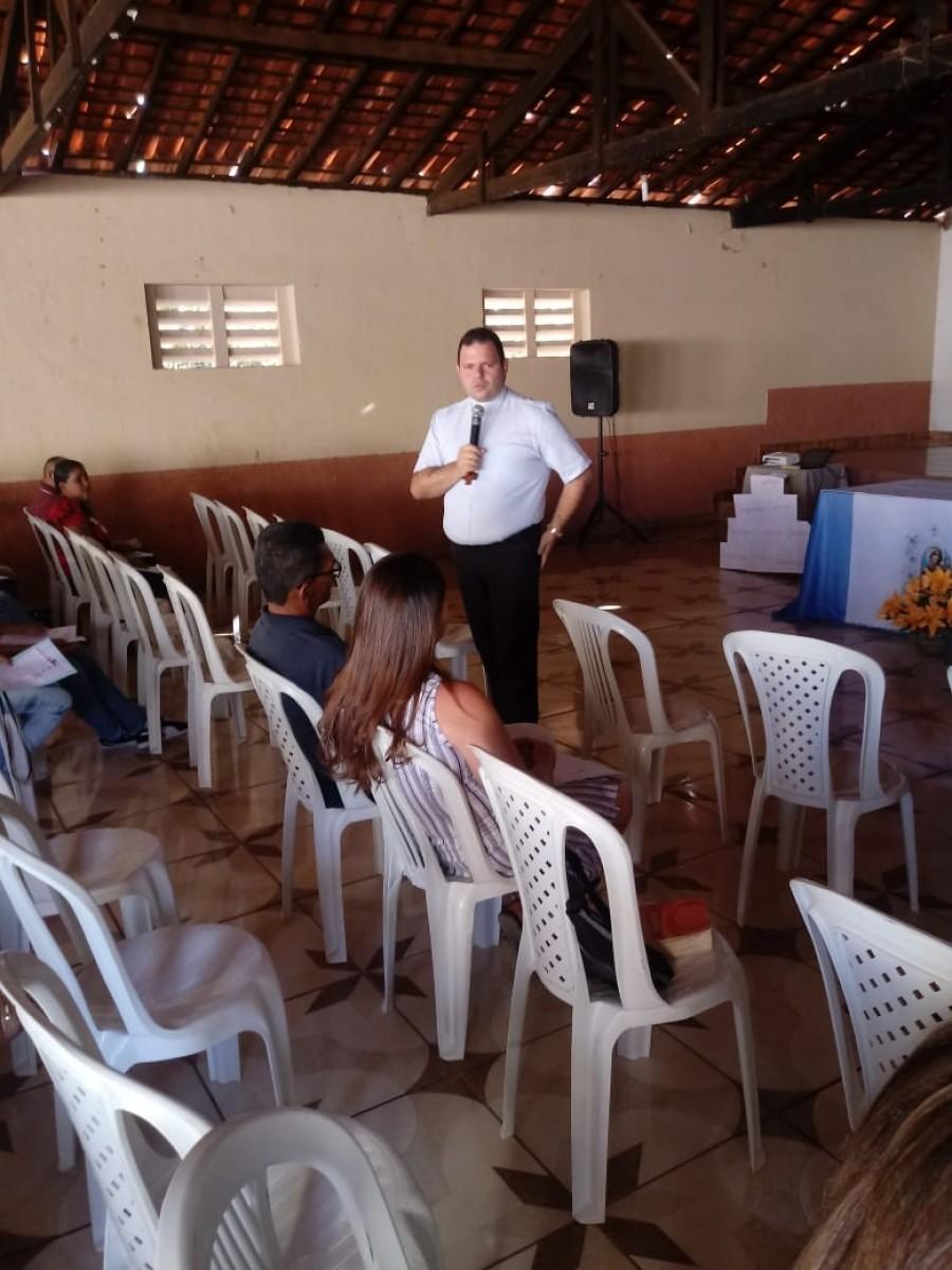 Paróquia de Avelino Lopes realiza 11ª vivência Bíblica Eucarística