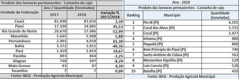 Produção de grãos cresce e PI se consolida como 3º produtor do NE