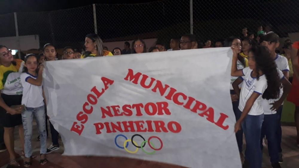 Santa Luz: Prefeitura realiza Jogos Escolares da Rede Municipal