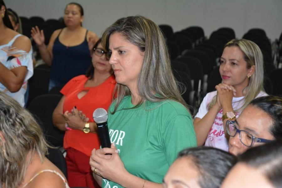Congresso para mulheres foi realizado em Bom Jesus