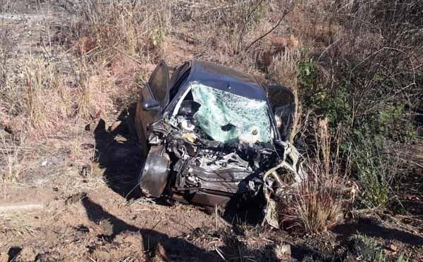 Dentista e sua irmã morrem em grave acidente na BR-135 em Barreiras