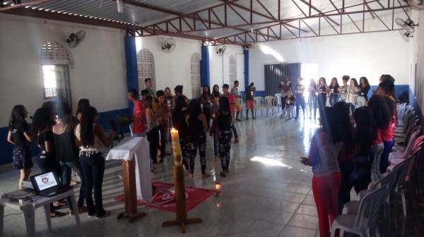 PJ de Júlio Borges realiza 2º Encontrão da Juventude