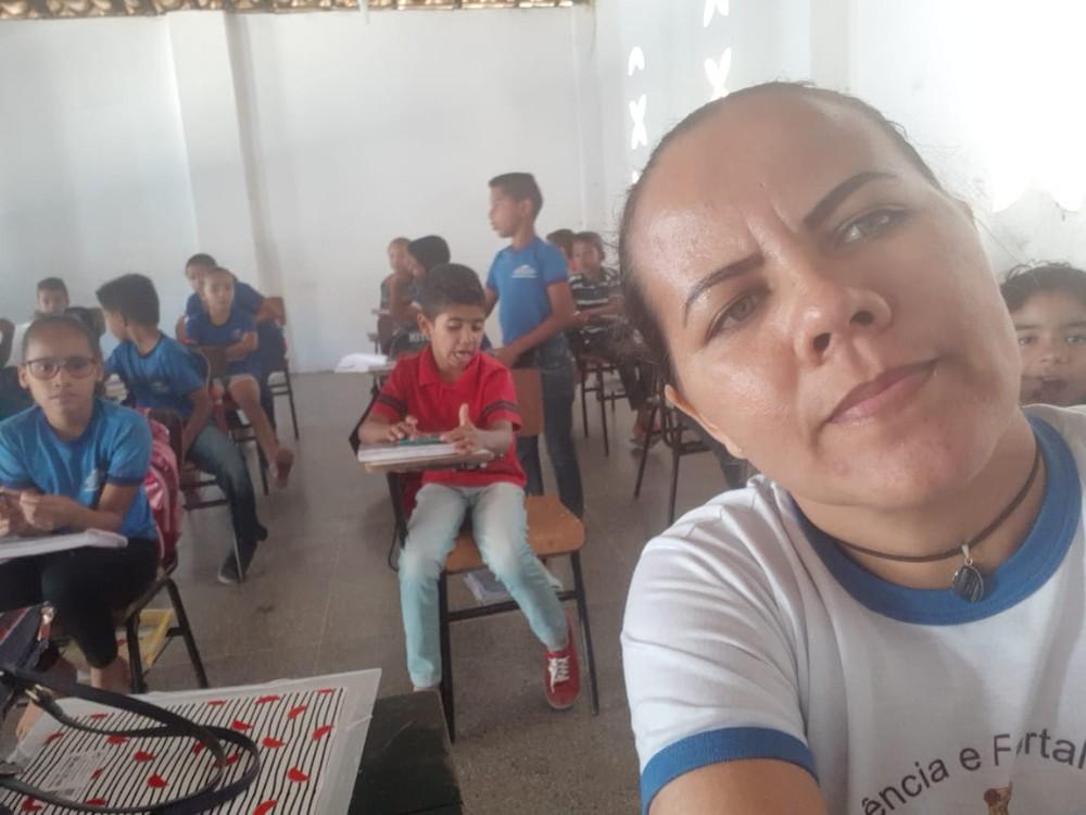 Avelino Lopes: 1º município do PI a implantar o Massoterapia nas Escolas