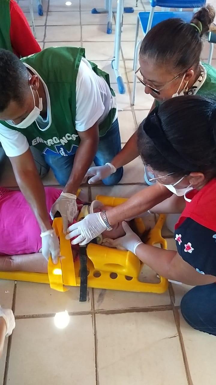 Júlio Borges: Curso de Atendimento em Urgência/ Emergência e Pré-Hospitalar (APH)
