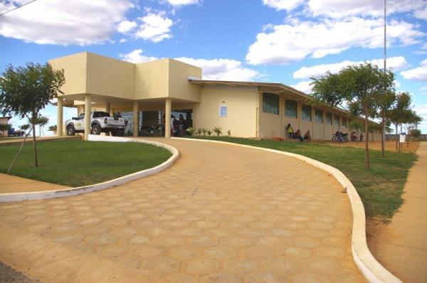 Campus da UFPI em Bom Jesus-PI.