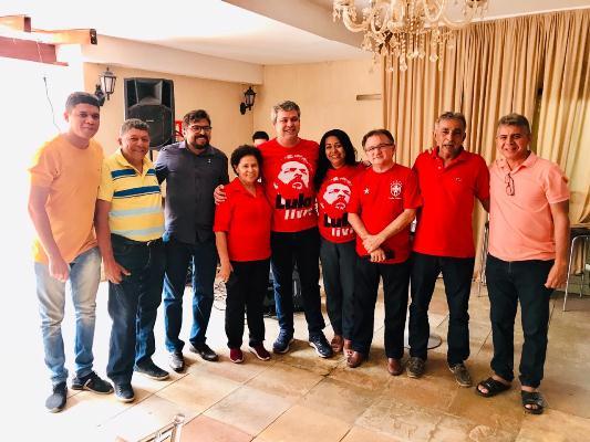 Encontro do Partido dos Trabalhadores em Teresina
