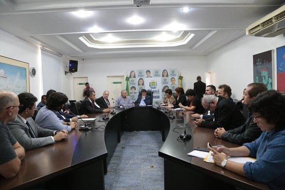 Currais: Aprosoja apresenta proposta de parceria para conclusão da PI 392