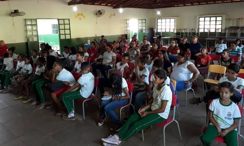 Projeto Ambiental é iniciado em São Gonçalo do Gurguéia