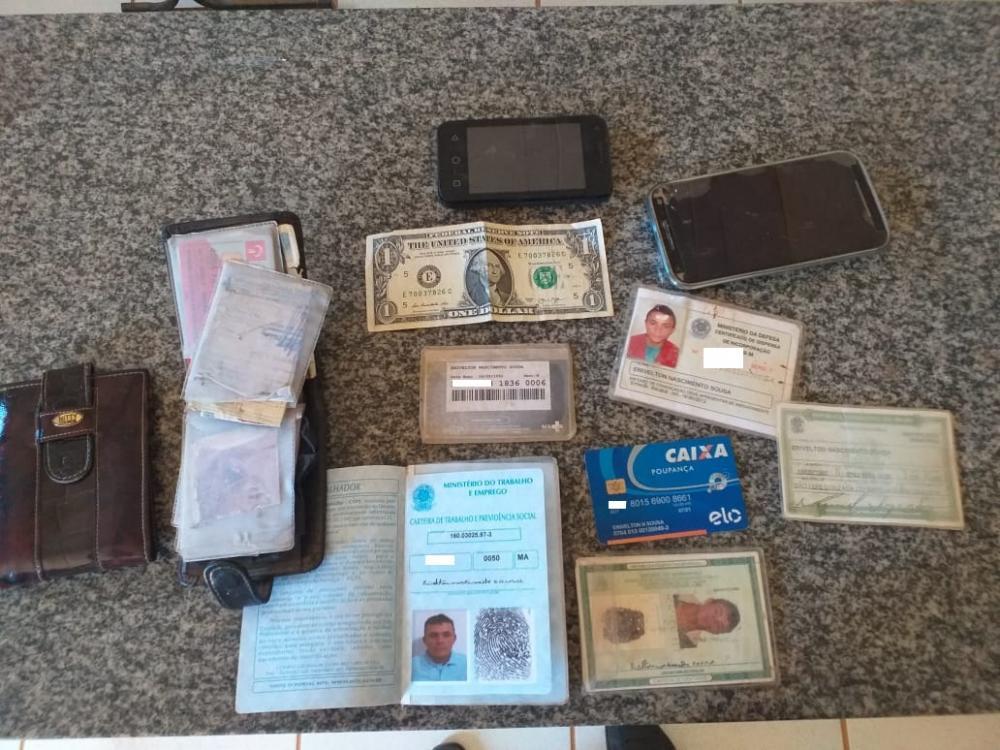 Acusado de estupro e tráfico de drogas e preso em Morro Cabeça no Tempo