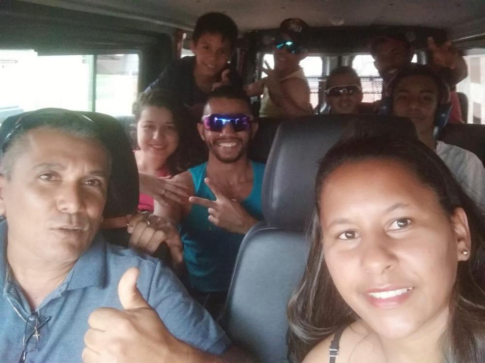 Com apoio da prefeitura, ciclistas de Gilbués estão em Itapajé-CE