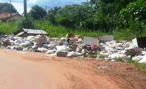 Decreto proibindo jogar lixo em vias públicas é publicado em Gilbués