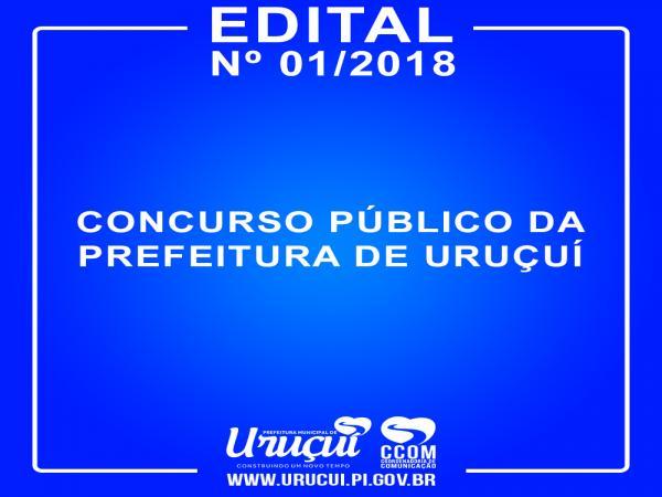 Prefeitura de Uruçuí divulga Concurso Público com 90 vagas