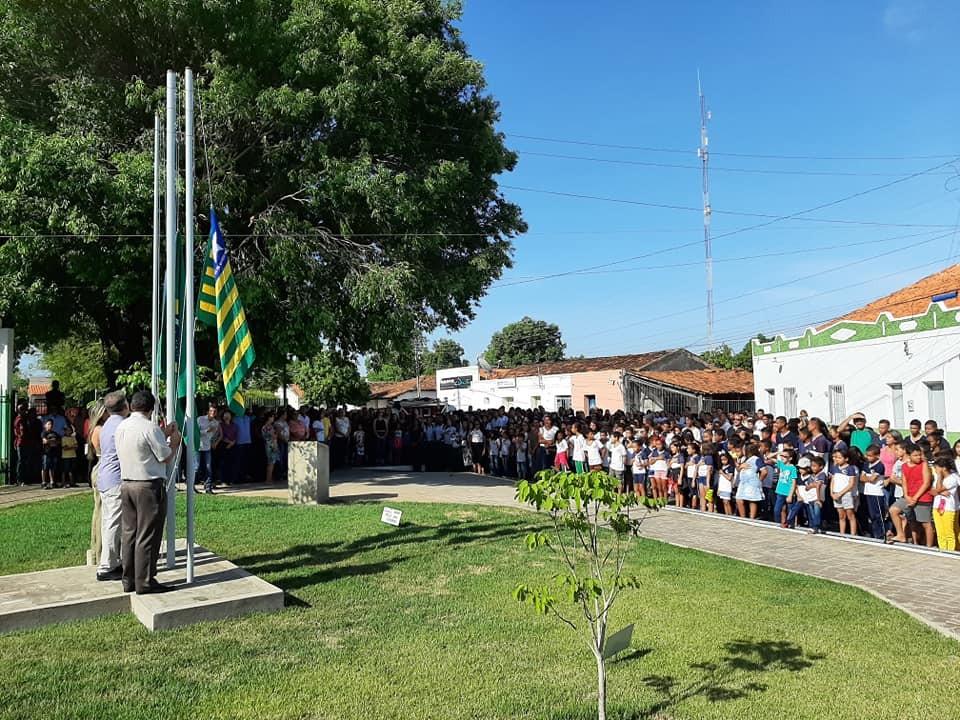 Abertas oficialmente as comemorações dos 66 anos de Curimatá
