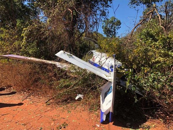 Avião com Wilson Martins faz pouso forçado; retornava de Corrente