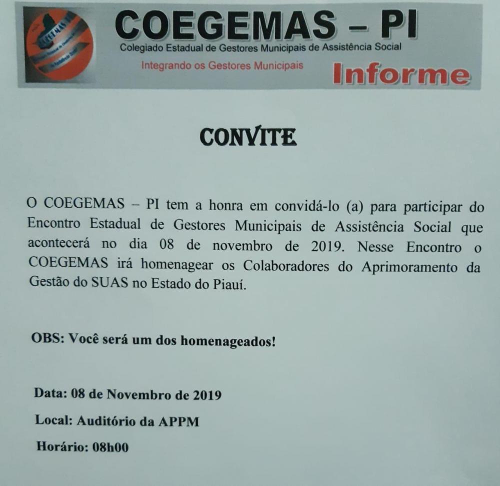 Prefeitura de Gilbués receberá prêmio por trabalho na Assistência Social