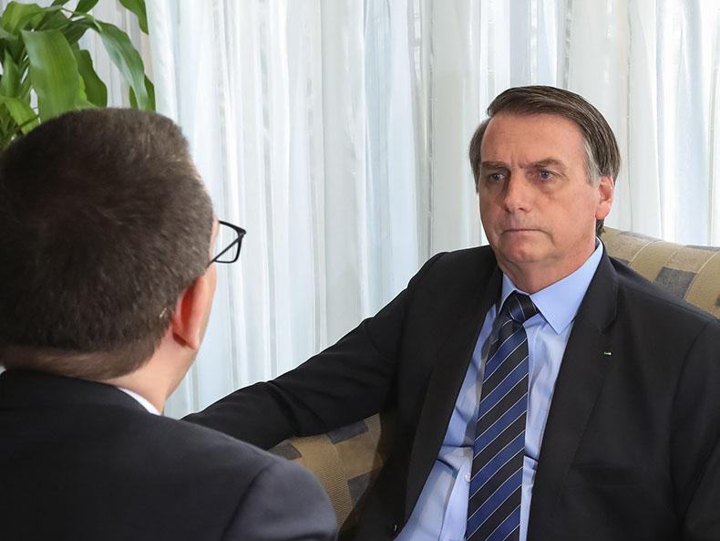 Bolsonaro: povo decidirá sobre fusão de municípios