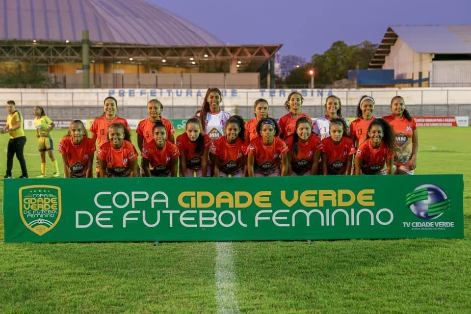 Soccer Girls de Bom Jesus deixa a Copa Cidade Verde de Futebol Feminino