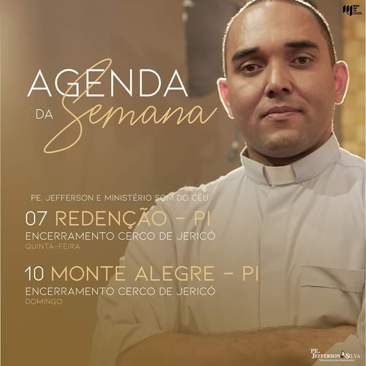 Convite: Encerramento do 2° Cerco de Jericó em Monte Alegre